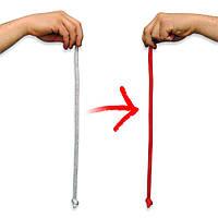 Веревка, меняющая цвет