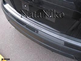 Накладки на пороги Premium Nissan Qashqai/ Qashqai II 2007-/2014-