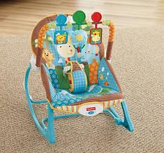 "Крісло-гойдалка ""Африка"" Fisher Price прокат в Харкові"