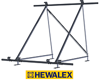 Платформа для установки коллектора Hewalex на земле или плоской кровле