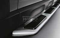 Пороги на Audi Q7 2005-2012, фото 1