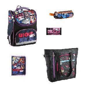 Рюкзаки, сумки, пеналы, кошельки, фартуки