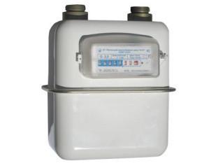 Счетчик газа мембранный Визар G4  1 дюйм без КМЧ