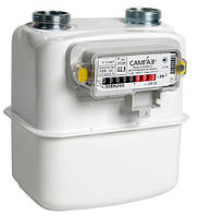 Счетчик газа мембранный Самгаз G 4 RS 2001-2