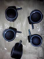 Колёса для кресла 10 мм (обрезиненные)