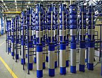 Насос промышленный глубинный (погружной) скважинный ЭЦВ, 2ЭЦВ