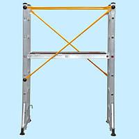 Подмости многофункциональные VIRASTAR 2x6 ступеней (3 м)