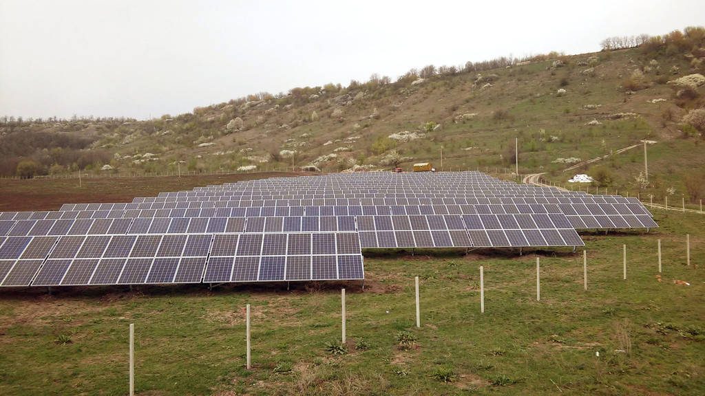 СЭС 0,5 МВт