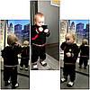 Спортивный костюмчик для мальчика