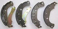 К-кт гальмiвних колодок Fiat Doblo (2000-2005) сист. ATE