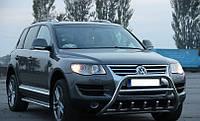 Площадки (подножки) Volkswagen Touareg Premium