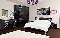Спальня Фелиция Новая Мир Мебели/ Спальня Феліція Нова Світ Меблів