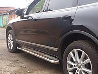 Подножки (площадки) Premium Volkswagen Touareg 2010+