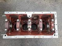 Блок цилиндров двигателя Д-65 ЮМЗ