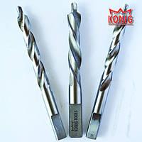 Сверла Konig тройного сверления под ручку для ETM для отверстий в алюминии и ПВХ профиле