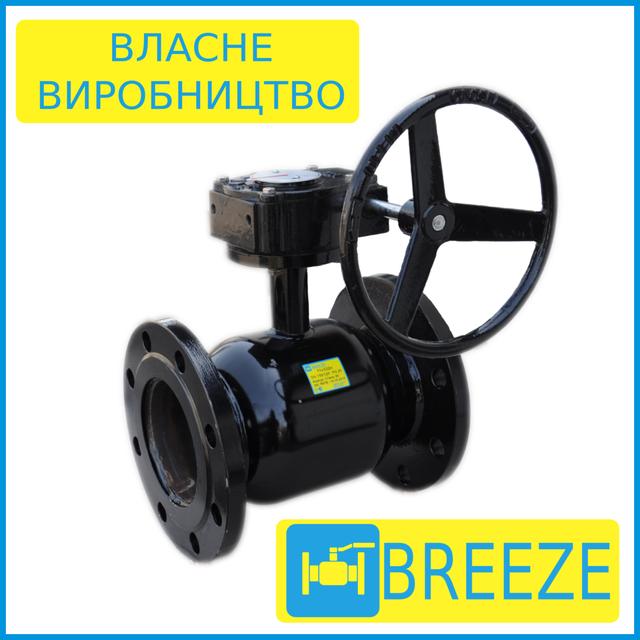 Кран 11с332п Ду125-300 (с редуктором) вода, газ, нефтепродукты