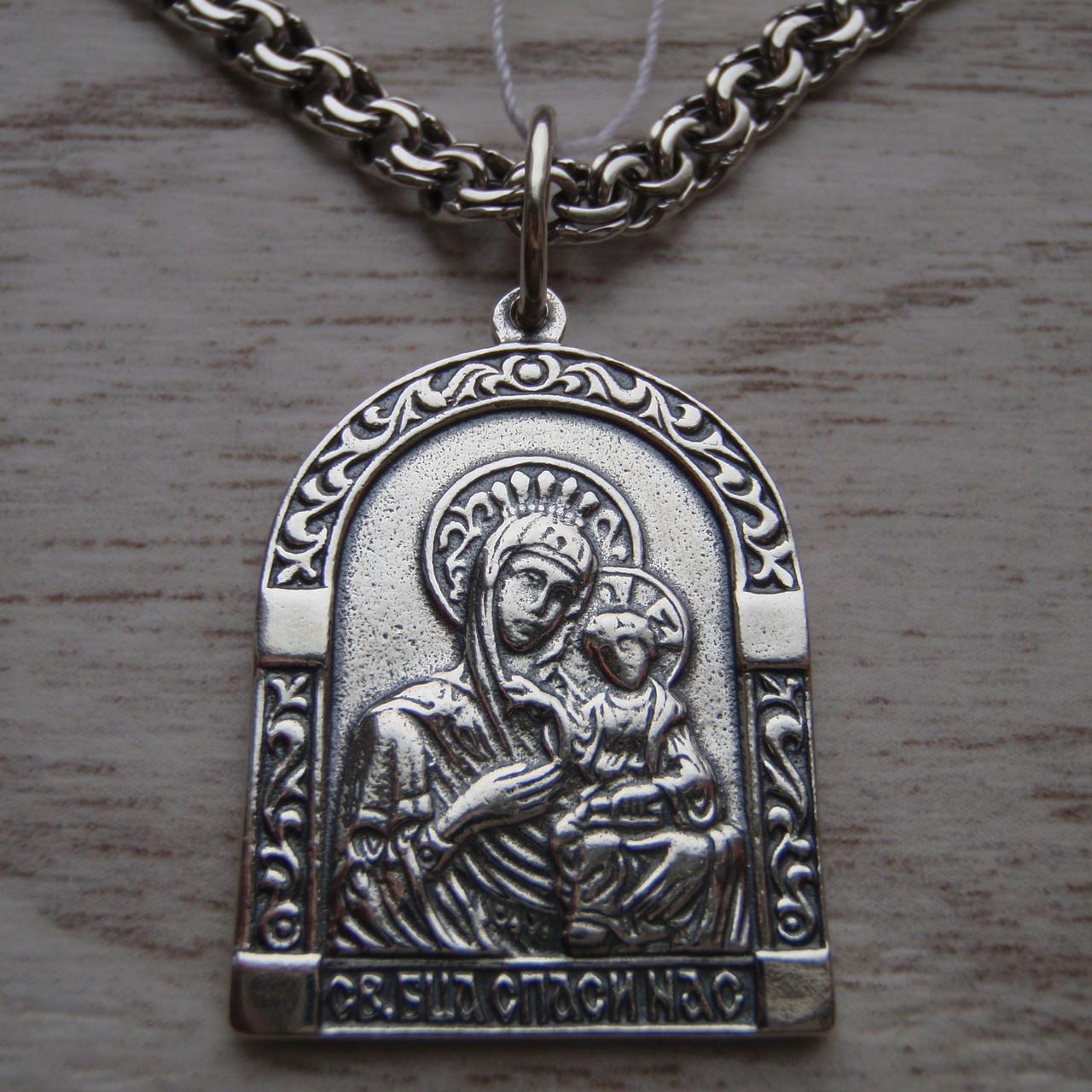Купить кулон в виде серебряной монеты македонского сторублевая