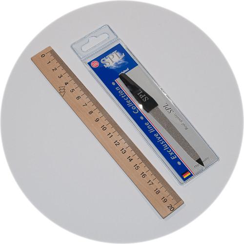 металлическая пилочка для ногтей SPL 12,5см