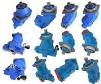 Гидромоторы аксиально-поршневые, радиально-поршневые, шестеренные, пластинч