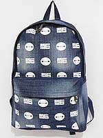 Рюкзак Джинсовый синий, фото 1
