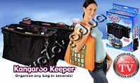 Два органайзера для женской сумочки Кенгуру Kangaroo Keeper, фото 1