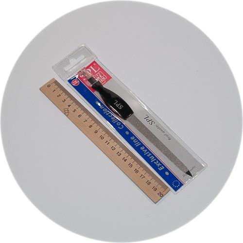 пилка з тримером для кутикули 19,5 см