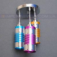 Люстра подвес, светильник подвесной IMPERIA трехламповый LUX-501420