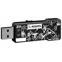 USB флеш 32Gb Ridata SWORD PD15 Black