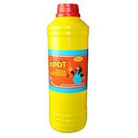КРОТ жидкость для чистки труб 1000г