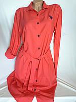 Длинная рубашка - платье Поло в Одессе