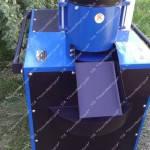 Рaбочая чaсть гранулятoра ГКМ-150 (без стaнины и привoда)