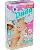 Подгузники Памперсы DADA Premium 3 midi 64шт Польша