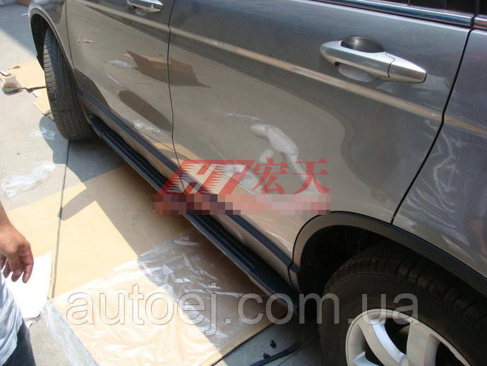 Пороги Honda CRV 2007-2010, фото 1