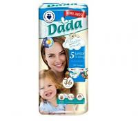 Подгузники Памперсы DADA Premium 5 junior 46шт Польша