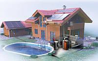 Cезонний підігрів басейну 25-30 кубометрів!