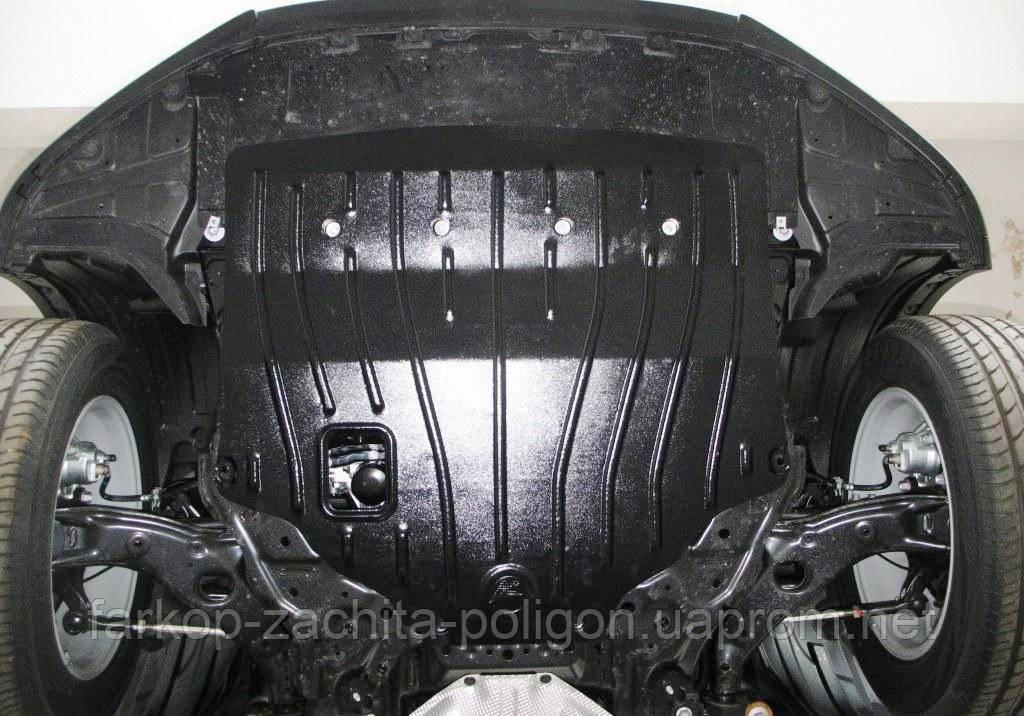 Защита картера MAZDA CX-5 v-2,0; АКПП c-2012г.