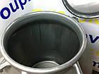 Бидон алюминевый молочный 25л /Калитва, фото 5