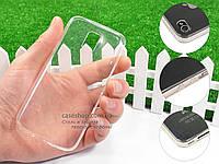 Ультратонкий 0,3мм силиконовый чехол для Samsung G800H Galaxy S5 Mini Duos