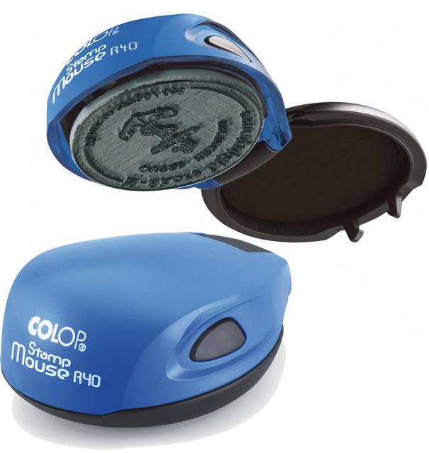 Предлагаем вашему вниманию карманную автоматическую фурнитуру .  Карманная оснастка для печатей Colop Mouse является лидером среди карманных печатей. Она очень удобная и компактная, что позволяет носит ее в кармане или борсетке. Данная оснастка не