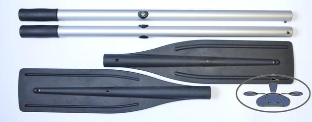 oars for boats PVC - paddles - весла
