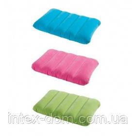 Надувная подушка Intex Kidz Pillows 43х28х9 68676P (Оранжевая)