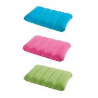 Надувная подушка Intex Kidz Pillows 43х28х9 68676G (Зеленая)