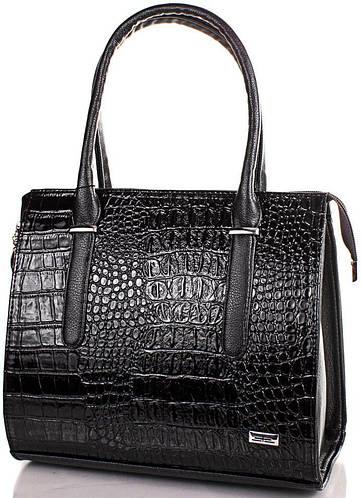 Изысканная женская сумка из искусственной кожи ETERNO ETMS35258-2-1 черный