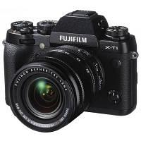 Цифровой фотоаппарат Fujifilm X-T1 Black+ XF 18-55mm F2.8-4R Kit (16421581)