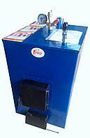Электронезависимый твердотопливный пиролизный котел PRO-M 18кВт. Горение 12 часов!