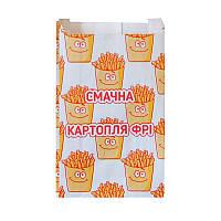 Упаковка для картошки фри (до 250 гр.)