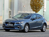 Автомобильные чехлы Mazda 3 2013
