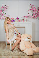 Женский халат с рюшами, фото 1