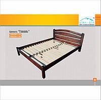 """Двуспальная кровать деревянная """"Гавань"""", фото 1"""