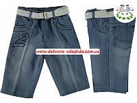 Капри джинсовые 3,4,5,6 лет Турция